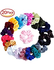 Hair Accessories Kids' Clothing, Shoes & Accs Smart Mixed Bundle Hair Bobbles Colourful Party Accessories Girls Women Snag Free Soft