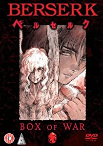 Berserk: Volumes 1-6 [DVD]