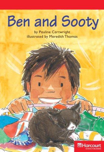 Ben and Sooty por Pauline Cartwright