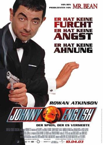 Johnny English [dt./OV] (Die Kronjuwelen)