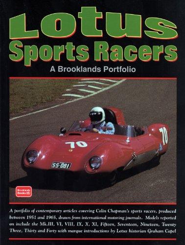 Lotus Sports Racers: A Brooklands Portfolio por R M Clarke