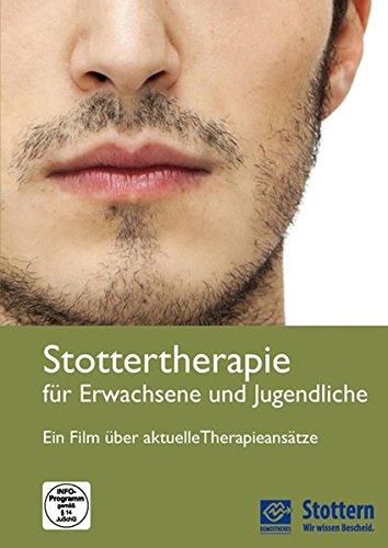 Stottertherapie für Erwachsene und Jugendliche, 1 DVD (Erwachsene Für Dvd)