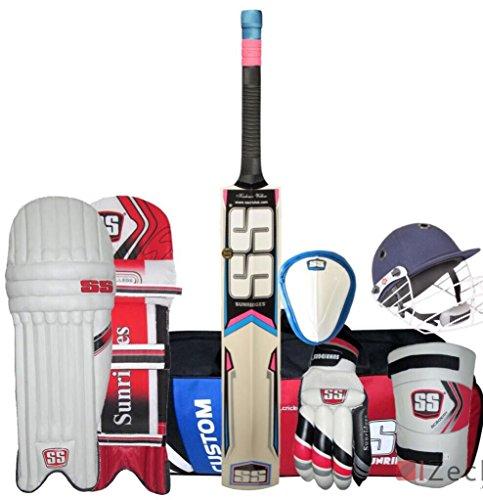 SS 7PCS Cricket Kit (Multicolor)