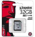 Kingston SD10VG2/32GB Carte SD UHS-I SDHC/SDXC Classe 10 - 32Go