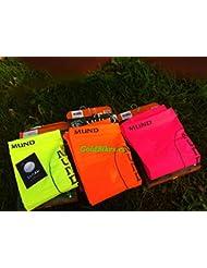 Mund Socks - Compression, color orange, talla 34.5-38.5 cm