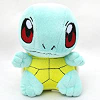 "Squirtle Pokemon 6"" Plush Doll Toy"