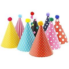 Idea Regalo - Olen Cappellini per Feste Cappellini Festa Compleanno Bambini, 11 pezzi