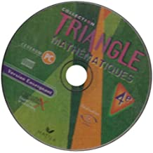 Triangle quatrième, CD-ROM version enseignant (Enregistrements)