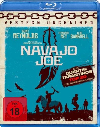 Bild von Navajo Joe - Western Unchained No. 3 [Blu-ray]