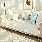 xianw Stretch Sitz Stuhl abdeckungen Couch slipcover Sofa loveseat Decken 13 Farben Für 1 2 3 4 4 Personen Sofa-G 110x210cm(43x83inch)