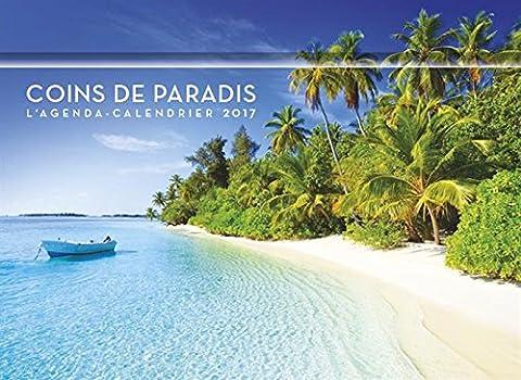 L'agenda-calendrier Coins de Paradis