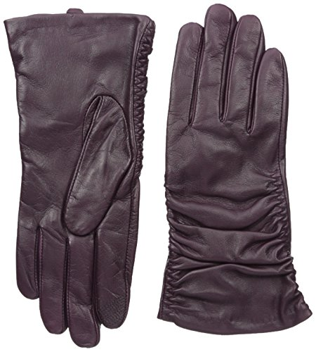 adrienne-vittadini-womens-supple-leather-touchscreen-gloves-eggplant-large