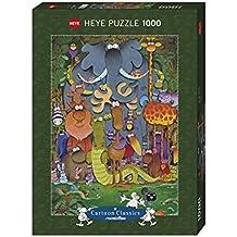 Heye 29284 - Fotografia Puzzle 1000 Pezzi, Multicolore