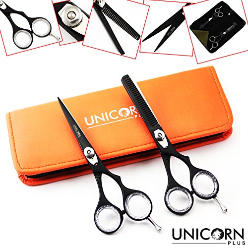 up-to-25-off-on-new-professional-hair-cutting-and-thinning-scissors-hairdressers-scissors-barber-sao