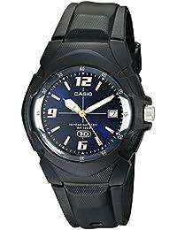 Casio - MW-600F-2AVCF - Montre Homme - Quartz Analogique - Aiguilles  lumineuses - Bracelet… fa7bc8ebf0f0