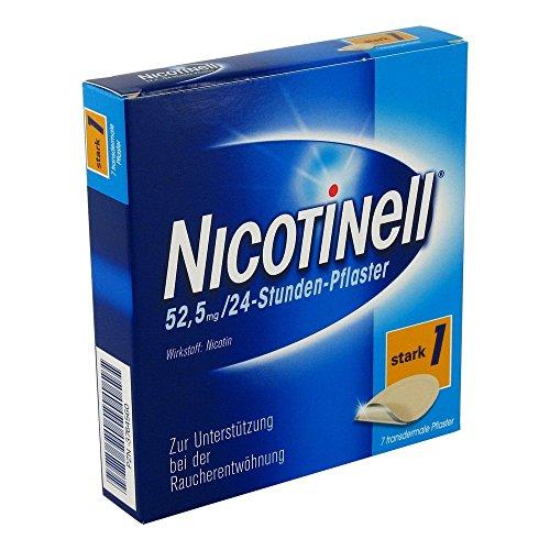 NICOTINELL 52.5MG 24 STD 7St Pflaster transdermal PZN:3764560