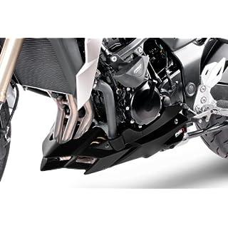 Motorrad Bugspoiler Motorschutz Puig Suzuki GSR 750 11-16 schwarz matt