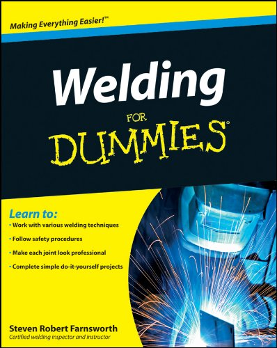 Welding For Dummies (English Edition)
