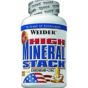 Weider High Mineral Stack 120 Kapseln