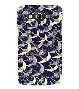PrintVisa Bird Pattern 3D Hard Polycarbonate Designer Back Case Cover for Samsung Galaxy Quattro Win i8552