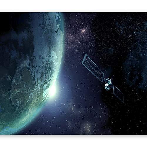 murando Papier peint intissé 300x210 cm Décoration Murale XXL Poster Tableaux Muraux Tapisserie Photo Trompe l'oeil cosmos planète n-B-0007-a-c