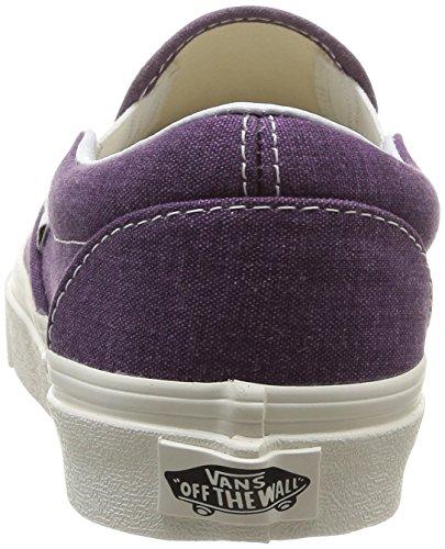 Vans U Classic, Unisex - Erwachsene Sneaker Violett - Violet (Plum Purple)