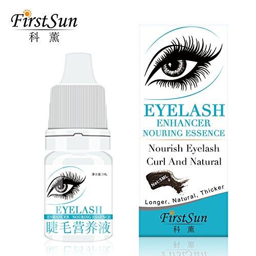 Lash Supplement (IMHERE W U Wimper Growth Dickere Flüssiges Enhancer Extender Behandlung Lash Longer Nährende Fuller Essence Serum 5ml)
