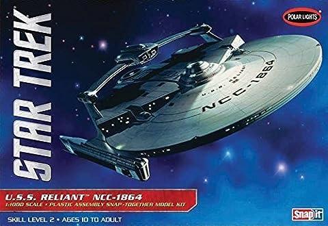 Polar Lights 1:1000 Scale Star Trek USS Reliant Model Kit by Polar Lights