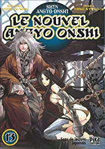 Le Nouvel Angyo Onshi Edition simple Tome 13