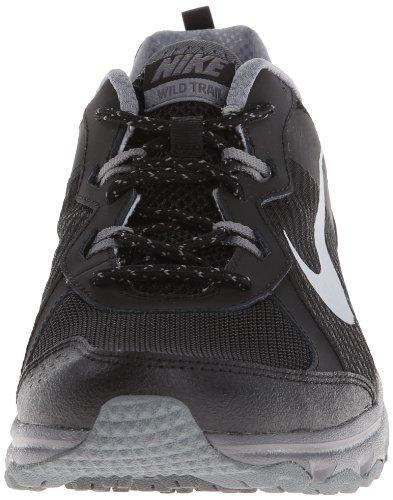 Nike Wild Trail, Scarpe sportive, Uomo Nero
