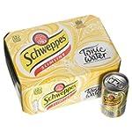 Schweppes Slimline Tonic 12 x 150ml