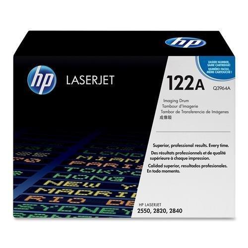 1 Laser Drum Unit (Prestige Cartridge Q3964A Trommeleinheit für HP Color LaserJet 2820/2840/2550l, farbig sortiert)