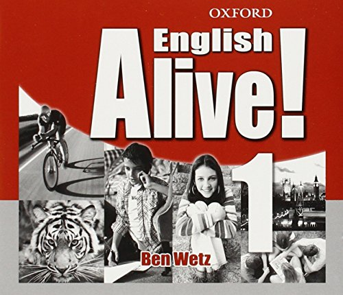 English Alive! 1: Class Audio CD