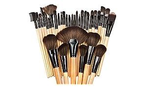 32Pcs Set/Kit Pinceaux de Maquillage Professionnel Personnels Cosmétique Brush Essentiels Makeup Brushes Cosmétique Pinceaux Maquillages