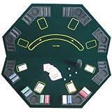 Jouetprive-Plateau réversible poker et black jack