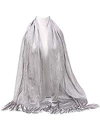 Bufanda De Protección Solar Mujer Chal Bufanda De Oro Dama Delgada Bufanda De Baotou Toalla Plana