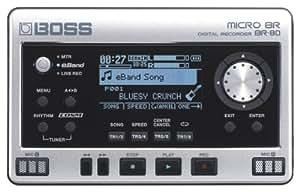 Boss 411141E99 BR-80 Enregistreur portable numérique