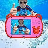 Best Camera For Kids - GordVE Kids Waterproof Camera Self-timer Camera Video Recorder Review