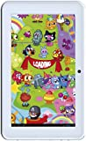 Moshi Monsters 7-inch Premium Tablet (ARM 1.2GHz Processor, 512MB RAM, 4GB Flash Memory, Dual Camera, Wi-Fi, ARM Mali-400MP Graphic Card, Android Jelly Bean 4.1)