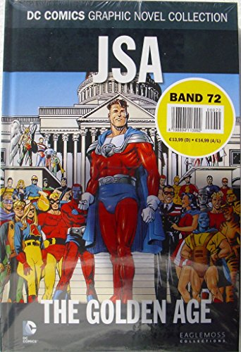 DC Comics Graphic Novel Collection 72: JSA - The golden Age