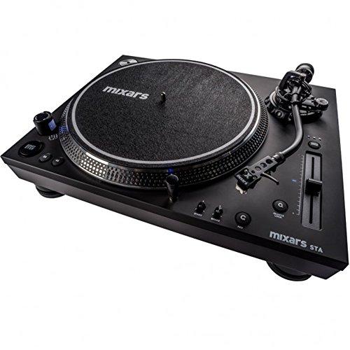 MIXARS STA - GIRADISCHI PROFESSIONALE PER DJ A TRAZIONE DIRETTA CON BRACCIO A