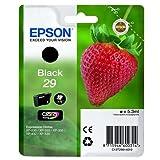 Epson Nr. 29Inkjet Tintenpatrone 175pp 5,3ml schwarz Ref c13t29814010136571