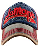 #3: Jamont Adjustable Cotton Casual Unisex Cap With Embroidery