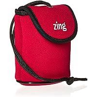 Zing Étui pour appareil photo Médium Rouge (Import Royaume Uni)