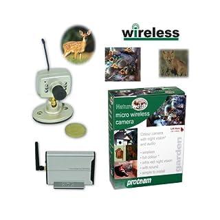 Proteam LE1109 - Nature Watch Micro Wireless Camera Full
