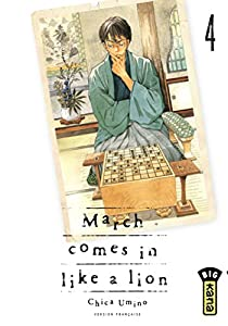 March comes in like a lion Edition simple Tome 4