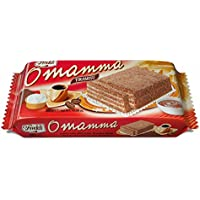 O'Mamma Tiramisù Torta Farcita al Gusto Tiramisù - 300 gr