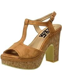 Refresh 063518, Sandalias con Plataforma para Mujer