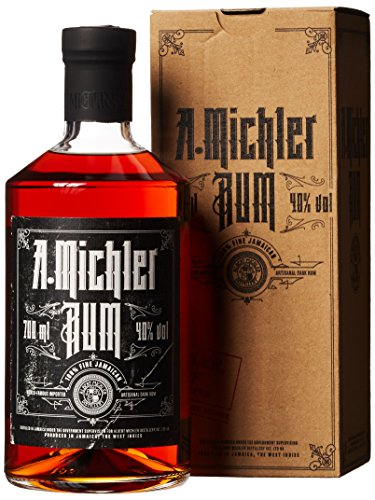 Michler's Jamaican Artisanal Dark Rum (1 x 0.7 l)