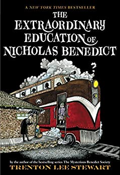 The Extraordinary Education of Nicholas Benedict (Mysterious Benedict Society) (English Edition)